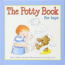 the potty book for boys alyssa satin capucilli dorothy stott