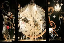 Giant Chandelier Twinkle Dazzle Glisten At Harvey Nichols Christmas The Window