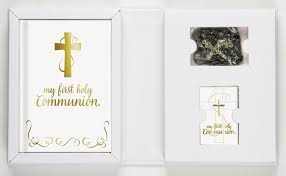communion gift communion gift set boy ruby apple