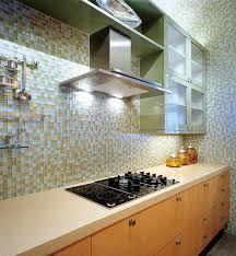 glass subway tile kitchen tags adorable glass tile kitchen