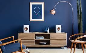 Living Room Wireless Lighting Kef Ls50 Wireless Speakers Gadget Flow