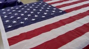 Flying The Us Flag Upside Down American Flag Abc13 Com