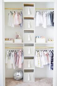 How To Decorate A Nursery by 25 Best Nursery Closet Organization Ideas On Pinterest Baby
