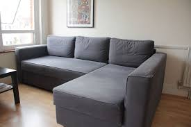 Ikea Sofa Discontinued Ikea Manstad Corner Sofa Bed With Chaise Longue And Storage Gobo