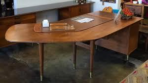 Mid Century Modern Office Desk Classic Mid Century Modern Desk Finding Desk