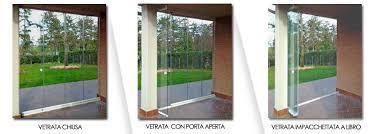 veranda a libro costruzione e realizzazione vetrate verande pieghevoli novara