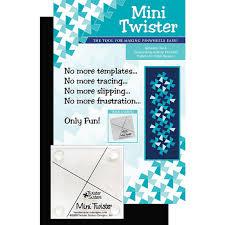 cs designs mini tool for 2 5 inch squares cs designs quilter s