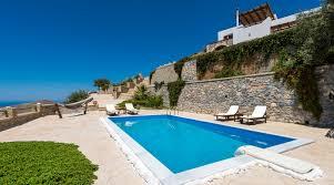 facilities of libyan view villa in plakias u2013 thehotel gr