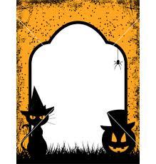 free halloween border free download clip art free clip art