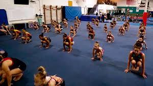 Desert Lights Gymnastics Workout Wednesday Desert Lights Prepares For Top Notch 2018