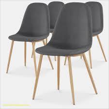 chaise capitonn e grise chaise capitonnée grise beau lot de 4 chaises scandinaves gao tissu