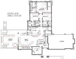 front to back split level house plans floor plan back images level small without lots car ranch raised