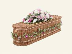 wicker casket wicker coffins caskets swanborough funeralsswanborough funerals