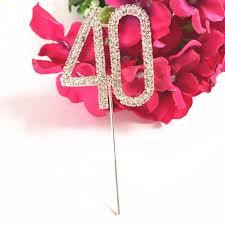 aliexpress com buy happy 40th birthday marriage anniversary
