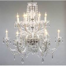 12 Light Chandeliers Gallery Venetian Style All 12 Light Chandelier Free