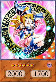 dark magician will always remain my true waifu