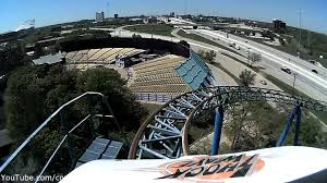 Hotels Next To Six Flags Over Texas Shockwave Hd Pov Six Flags Over Texas Youtube