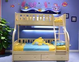 Bunks And Beds UkHigh Tek  Black Wooden Bunk Bed Alabama Futon - Kids bunk beds uk