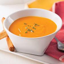 cuisiner avec du gingembre crème de carottes patates douces et gingembre recettes cuisine