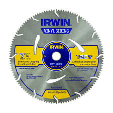 shop irwin marathon 7 1 4 in circular saw blade at lowes com