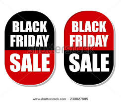 black friday sale signs black friday sale banner label round stock vector 318489410