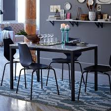 West Elm Dining Room Table Box Frame Dining Table Marble West Elm Uk
