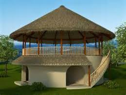 the umbrella home a simple underground house design earth