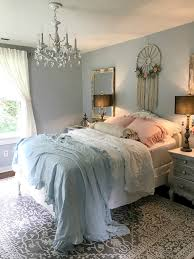 Shabby Chic Bed Frame My Daughters Shabby Chic Bedroom Hallstrom Home
