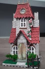 tim holtz halloween dies tim holtz village manor dwelling die cut kit house building precut