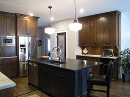 Rustic Cherry Kitchen Cabinets Rustic Cherry Kitchen Woodecor Quality Custom Cabinetry