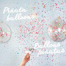 piñata balloons nouwee