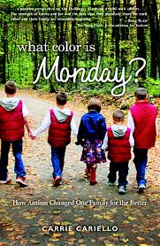 what color is what color is monday carrie cariello