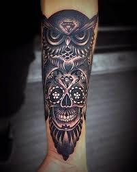 Forearm Skull - skull images designs