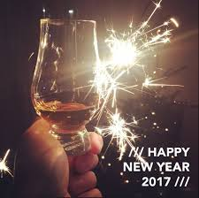 new year stuff happy new year 2017 the whisky