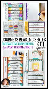 ponad 25 najlepszych pomysłów na temat journeys reading series