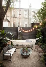 backyard hammock ideas home outdoor decoration