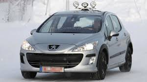 first peugeot 2013 peugeot 301 spied for first time
