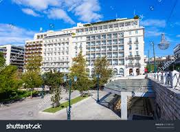 athens greece october 19 2016 hotel stock photo 572766742