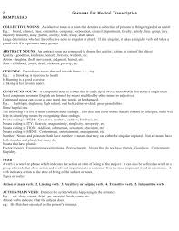 Medical Transcription Resume Examples by Resume Medical Transcriptionist Format