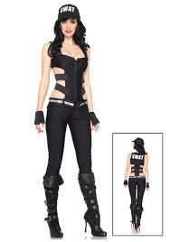 Nerdy Halloween Costumes For Girls by Swat Sniper Costume Swat