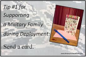 9 ways to support a family during deployment fichter