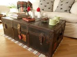 Coffee Table Chest Steamer Trunk Coffee Table Roselawnlutheran