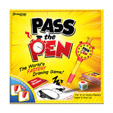pass the pen kmart