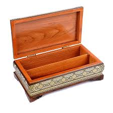 luxury cutlery box handmade craft table accessories inlaid