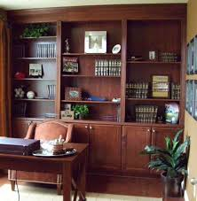 office build small library in your home office small home