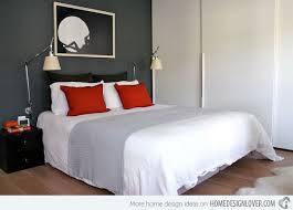 Black And White And Red Bedroom - red and white bedrooms captivating 20 bold bedrooms in blue red
