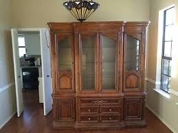 Drexel Heritage China Cabinet Furniture Mobile Antique Price Guide