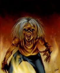 eddie from iron maiden by gerky on deviantart