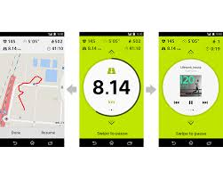 Map My Run Create Route by Sony Smart B Trainer