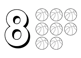 numbers coloring pages free printable orango coloring pages